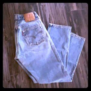 Vintage Levi's 501 jeans size 30 x 30